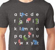 Toy Story ABCs Unisex T-Shirt