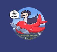 Dog of Wisdom Unisex T-Shirt