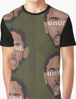 Kendrick Lamar Untitled Graphic T-Shirt