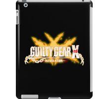 guilty gear xrd revelator iPad Case/Skin