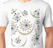 Eames Era Starbursts (White) Unisex T-Shirt