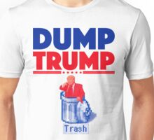DUMP TRUMP 1 Unisex T-Shirt