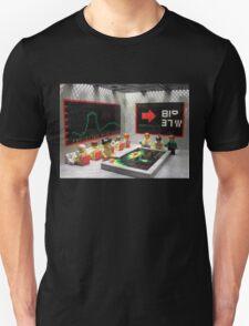 The Planet Crepes Culum Unisex T-Shirt