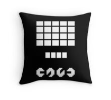 Mettaton's Front Design - Undertale Throw Pillow