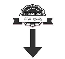 Premium high quality down bellow Photographic Print