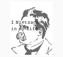 I Nietzsche in My life Unisex T-Shirt