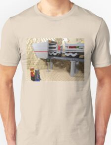 Highly Polluted Industrial World: Scruta T-Shirt