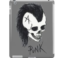 Seventies Punk iPad Case/Skin