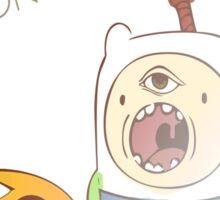 Adventure Time Trip Sticker