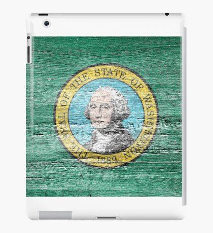 Washington Flag iPad Case/Skin