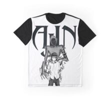 Ajin - Demi Human Anime Graphic T-Shirt