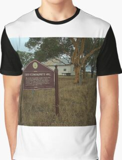 Carlyle Community Hall Graphic T-Shirt