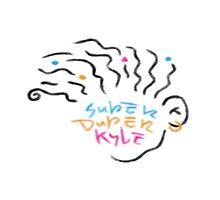 Super Duper Kyle Logo  Photographic Print