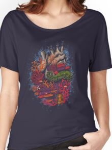 heart of the sea Women's Relaxed Fit T-Shirt