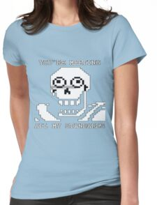 Papyrus! Womens Fitted T-Shirt