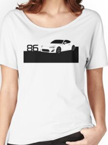 The 86 (ZN6) Women's Relaxed Fit T-Shirt