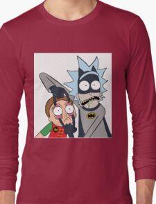 Batman Rick Long Sleeve T-Shirt