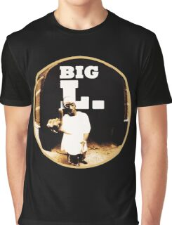 Big L Graphic T-Shirt