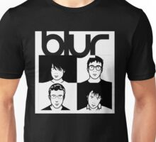 Blur band Unisex T-Shirt