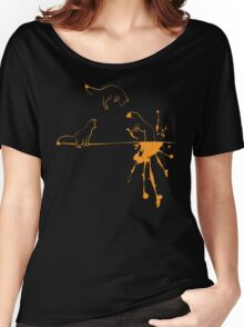 Hunting Fox Women's Relaxed Fit T-Shirt