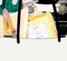 Shopping {31, Rue cambon} Sticker