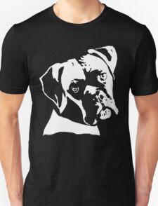 Boxer Dog Pillow T-Shirt