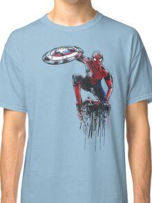 Spider Man Civil War Classic T-Shirt
