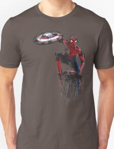 Spider Man Civil War T-Shirt