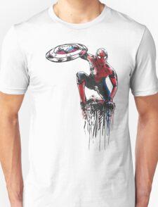 Spider Man Civil War Unisex T-Shirt