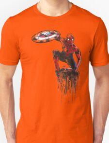 Spider Man Civil War T-Shirt