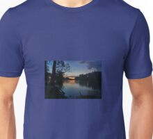 The Murray at sunset Unisex T-Shirt