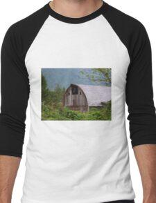 Middle Of Nowhere - Country Art Men's Baseball ¾ T-Shirt