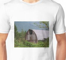 Middle Of Nowhere - Country Art Unisex T-Shirt