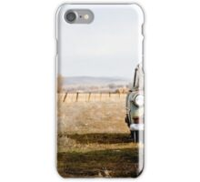 Of Past iPhone Case/Skin