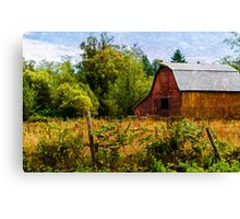Standing The Test Of Time Canvas Print