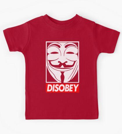 Disobey Kids Tee