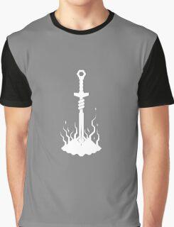 Bonfire - Hunter of Souls Graphic T-Shirt
