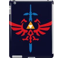 The Legend of Zelda - Master Sword Crest iPad Case/Skin