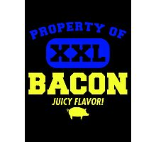 property bacon Photographic Print