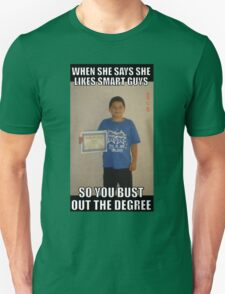 Mike Row Unisex T-Shirt
