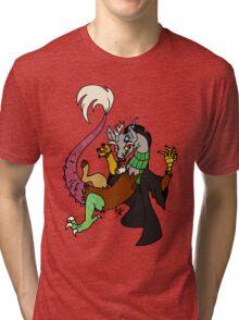 Slytherin Tri-blend T-Shirt