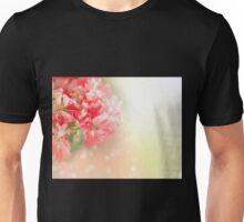 Geranium or pelargonium flowers Unisex T-Shirt