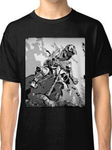 Motocross Dirt-Bike Championship Racer  Classic T-Shirt