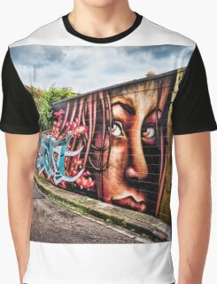 Streets of Newtown Graphic T-Shirt