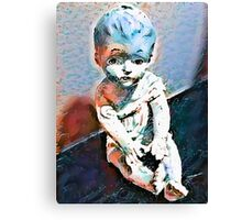 Cecelia Doll Canvas Print