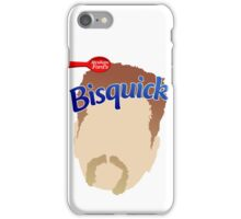 Abraham Bisquik iPhone Case/Skin