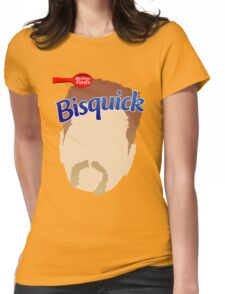 Abraham Bisquik Womens Fitted T-Shirt
