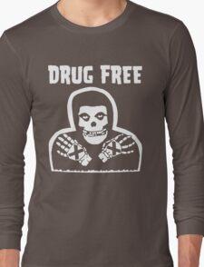 Drug Free Long Sleeve T-Shirt