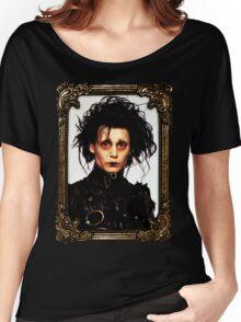 Edward Scissorhands Women's Relaxed Fit T-Shirt