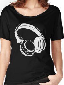 Gift Headphones Women's Relaxed Fit T-Shirt